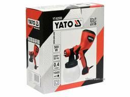 Пульверизатор мережевий YATO 500 Вт 1 л