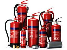 Пункт технического обслуживания огнетушителей Севастополь