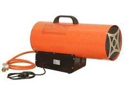 Пушка, газовая для сушки зерна, больших помещений, теплиц