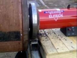 Пушка, газовая для сушки зерна, больших помещений, теплиц - фото 5