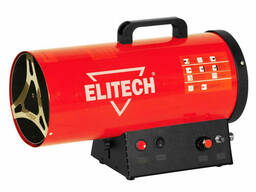 Пушка тепловая газовая Elitech ТП15ГБ