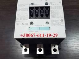 Пускатель 3RT1055 Siemens, контактор 3RT1055 Siemens
