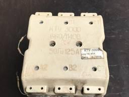 Пускатель магнитный (контактор) рудничный КТУ3000 125А