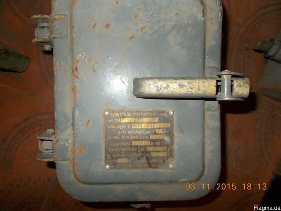 Пускатель магнитный Тип ПМТ 1211 М