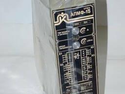 Пускатель реверсивный АПМФ-15