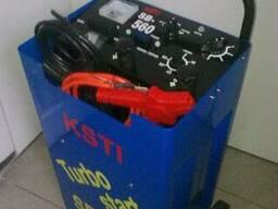 Пуско-зарядное устройство, стенд пускозарядный для авто - фото 2