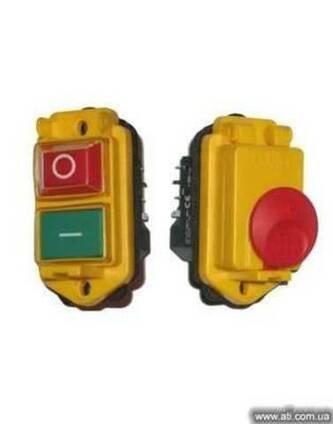 Пусковая кнопка(пускстоп) DKLD DZ-6 к бетономешалке