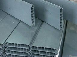 ПВХ доска Пластиковые Перегородки для боксов свинокомплексов
