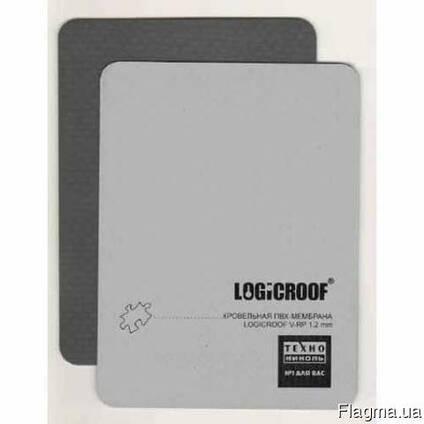Пвх мембрана Logicroof V-RP 1,5мм серая 2,10X20м Технониколь