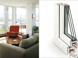 ПВХ - окна, двери, балконы Kömmerling