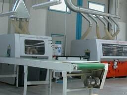 ПВХ рукав вытяжки древесных опилок PVC Luft-ST