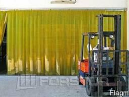 ПВХ завесы для склада и производства