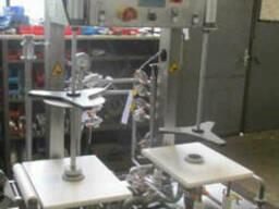 PWK-2 F/S машина для внутренней чистки кегов