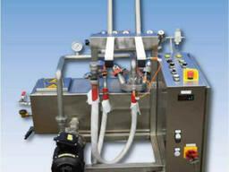 PWK-E машина для внутренней чистки кегов