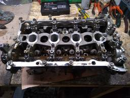 PY0110100 PY0110100A PYY210SJ0 головка блока Mazda 3 6 CX-5 CX-30 2,5 SkyActiv