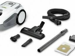 Пылесос для сухой уборки Karcher VC 2 Premium Белый/Серый. ..