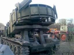 МДК 2М, землеройная котлованная, траншейная машина