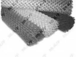 Рабица с ПВХ 25х25/2,5(1,5)мм1,2м/10м