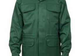Рабочая куртка Специалист, цвет зеленый