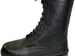 Рабочая обувь, военная, берцы, сапоги. зимнме, мужские. кожа