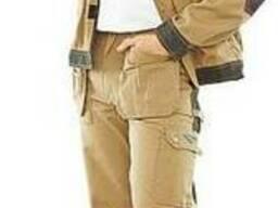 Рабочая одежда, костюм рабочий, евро-спецодежда