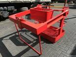 Рабочая платформа для крана-манипулятора (автовышка, люлька) - фото 3