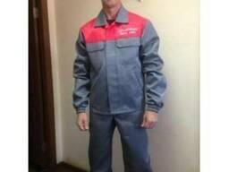 Рабочая спецодежда униформа под заказ пошив