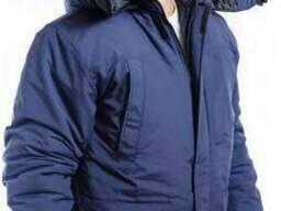 Рабочая зимняя куртка Инженер