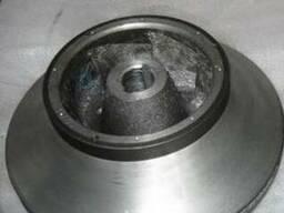 Рабочее колесо крыльчатка ПН-40УА