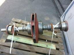 Рабочее колесо к насосу 6НДС (Д320-70) 8 лопаток
