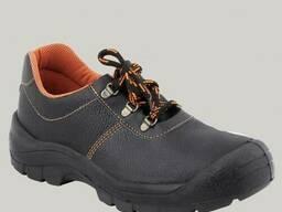 Рабочие туфли рабочие полуботинки натуральная кожа