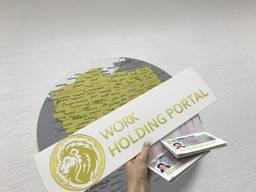 Рабочие визы и трудоустройство за границей.
