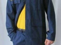 Рабочий костюм,100% хлопок , куртка с брюками, спецодежда