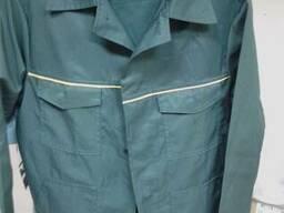Рабочий костюм для слесарей, механиков