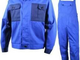 Рабочий костюм ИТР (куртка полукомбинезон) демисезонный