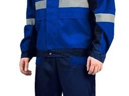 Рабочий костюм Респекр, куртка с полукомбинезоном