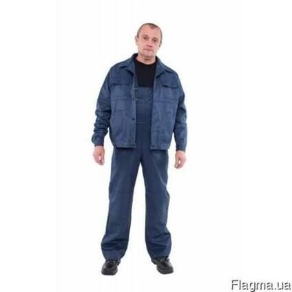 Рабочий полукомбинезон с курткой