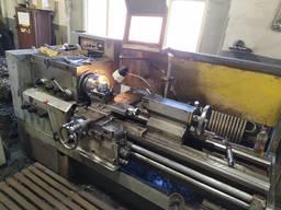 Рабочий станок токарный 16К20. Токарные станки