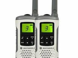 Рации Motorola TLKR-T50 WE TWIN PACK & CHGR CLAM. ..
