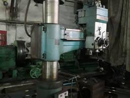 Радиально-сверлильный станок 2А554 - фото 7