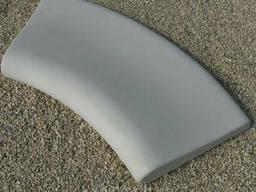 Радиальный копинговый камень 300, R-0.5м,1м,1.5м
