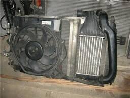 Радиатор 1. 7л Opel Astra H Zafira B