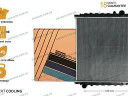 Радиатор без рамы [perfekt cooling] MAN L2000 [93-97р. ]. ..