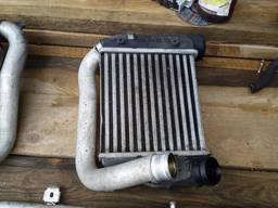 Радиатор интеркулера Audi A6 C6 3.0D
