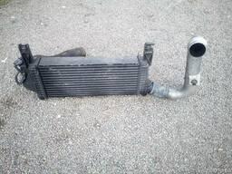 Радиатор интеркулера Nissan Pathfinder 14461EB360 отправка п