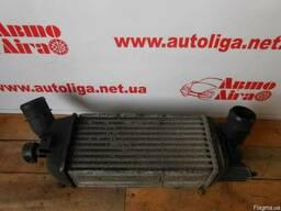 Радиатор интеркулера Peugeot 407 04-11 1,6-2,0 дизель