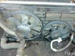 Радиатор компл passat b6 2. 0 tdi 05-10 с вентиляторами компл