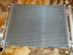 Радиатор кондиционер Kia Picanto конденсер Киа Пиканто