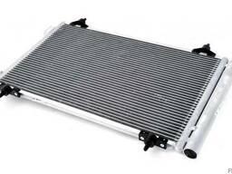 Радиатор кондиционера Ауди 80, радиатор Audi 80