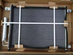 Радиатор кондиционера Chevrolet Aveo 1,2,3 авео радиатор
